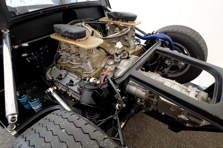 904-es Porsche és az ő középmotorja hat bokszer hangerrel