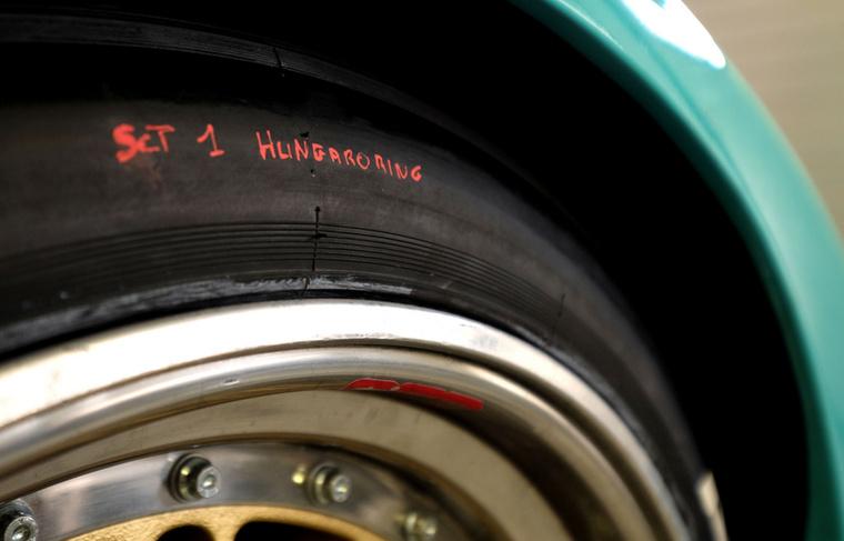 Nagyon készültek a Hungaroringre