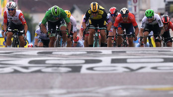 Szupersprint döntött a Tour de France leghosszabb szakaszának végén