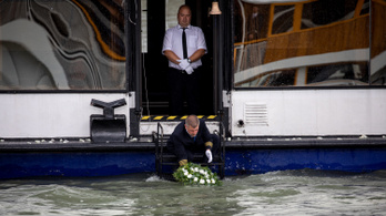 River funeral held for crew of Hableány, the sightseeing boat involved in tragic accident on the Danube