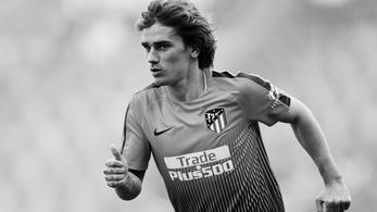 Az Atlético szerint sztornó Griezmann barcelonai átigazolása