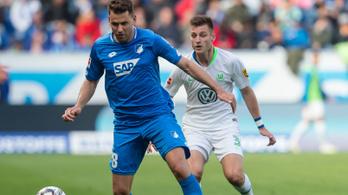 Szalai gólja tette fel a koronát a Bundesliga elmúlt szezonjának egyik legszebb akciójára