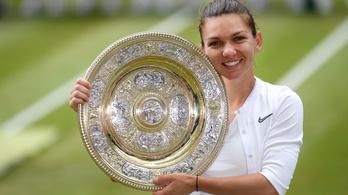 Halep hatalmas játékkal győzte le Serena Williamset