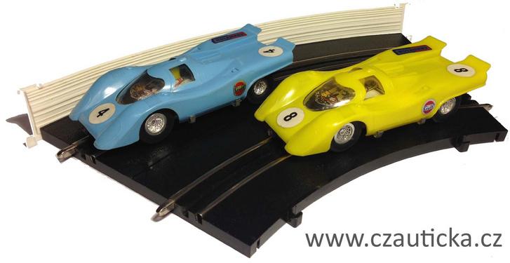 Csoda, ha az embernek beég az agyába a Porsche 917 formája, ha már gyerek korában is minden nap ilyennel versenyez?