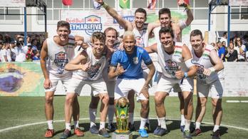 Magyar csapat nyerte Neymar kispályás vb-jét