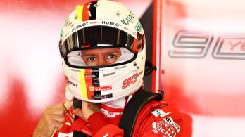 Téma lett Vettel jövője a gyenge teljesítménye miatt