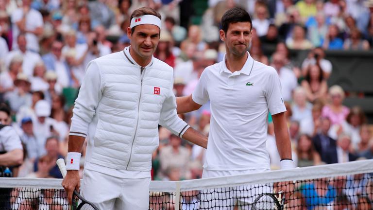 Djokovics drámai meccsen győzte le Federert Wimbledonban
