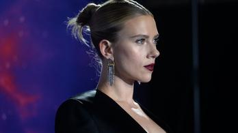 Faszerepet is vállalna Scarlett Johansson