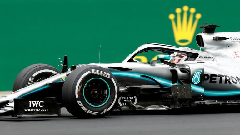 Hamiltoné az őrült 2019-es Brit Nagydíj