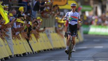Tour de France: nyaralós szakaszt tartott a sárga trikós