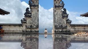 Bali egyik legtöbbet fotózott helyszíne a valóságban kicsit lehangolóbb, mint a képeken