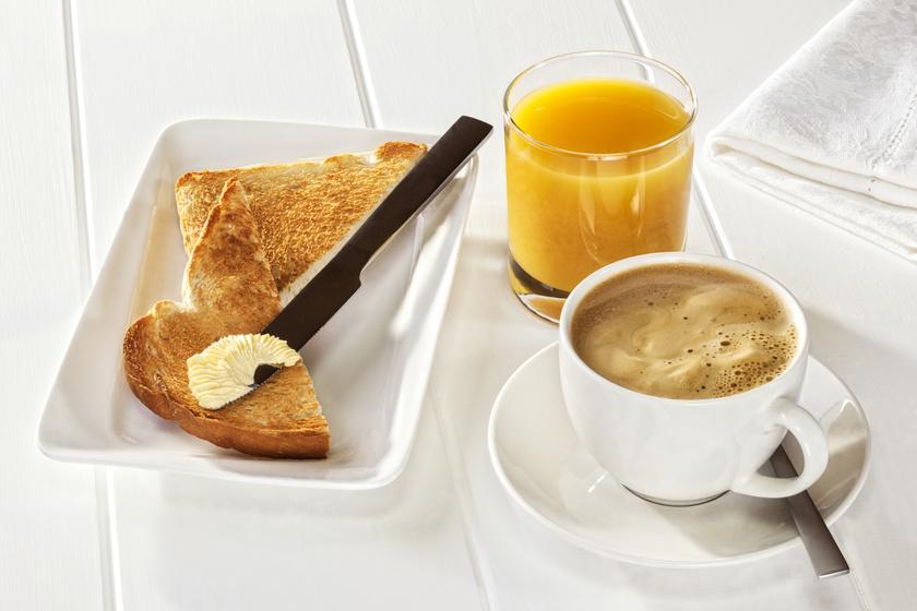 narancslé, kávé, édesítőszer hatása