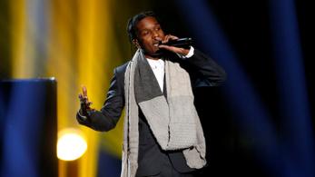 Az amerikai külügy aggódik a svédeknél őrizetbe vett A$AP Rocky miatt