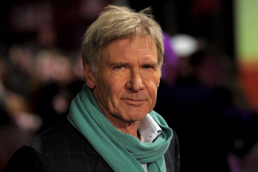 Sosem látott fotón a tini Harrison Ford - Így nézett ki középiskolásként a színész