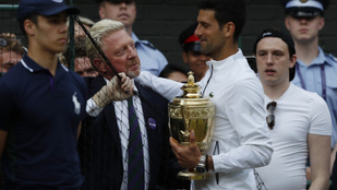 Boris Becker beszólt a wimbledoni nézőknek a döntő után