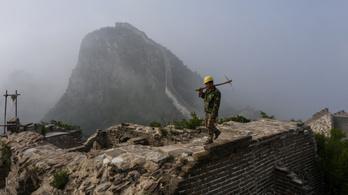 Tényleg látszik a kínai nagy fal a világűrből?
