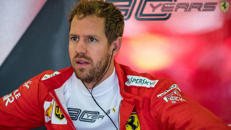 Vettel 32 évesen kiégett?