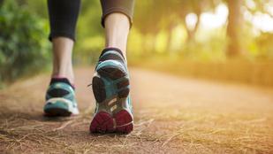 Napi 10.000 lépés: tényleg ennyi az ideális?