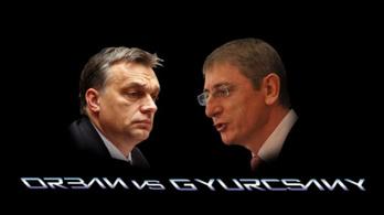 Orbán kontra Gyurcsány ötödször
