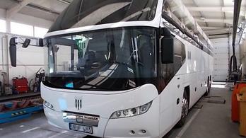 MLSZ-vizsgálat indult a Haladás tao-támogatásból vett buszának eladása miatt