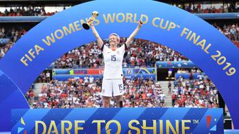 Egymilliárd néző követte a női futball-vb-t