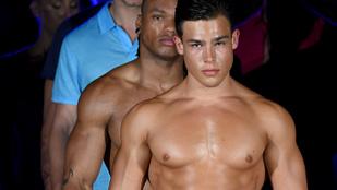 Ennyire sokféle férfit vonultatott fel az idén a Miami Swim Week