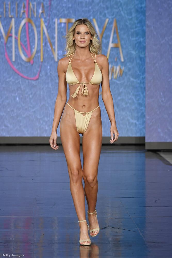 De Liliana Montoya bemutatójára beválogattak vékony testalkatú nőket is