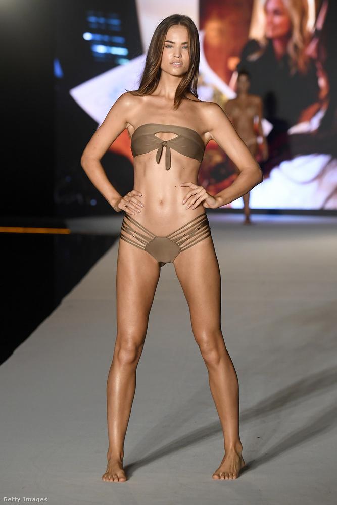 Robin Holzken bemutatójáról is választottunk egy modellt.