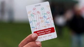 Százmilliót nyert a Sziget a FestiPay-kártyákon hagyott összegekből 2018-ban