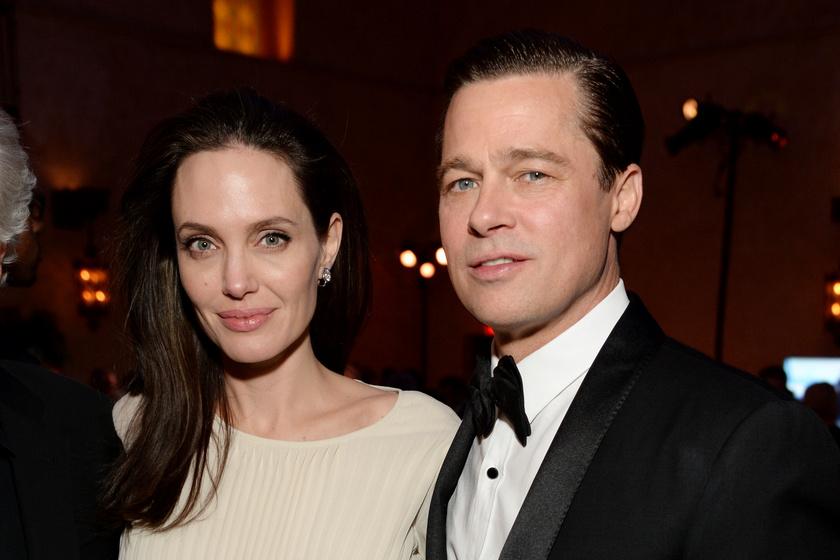 Brad Pitt óriási örömhírt kapott Angelina Jolie-tól - Ez mindent megváltoztat