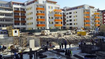 Rengeteg az új lakás, viszont 20 százalékkal drágultak is