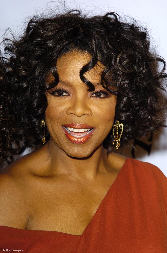 Oprah WinfreyA műsorvezető kifejezetten anyatípusnak tűnik, ő mégis úgy gondolja, borzalmas szülő lenne
