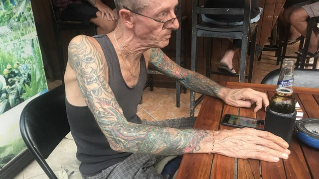 Hogy nézne ki a tested, ha rá lenne tetoválva az életed?