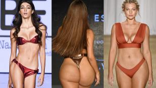 Ennyire sokféle nő mutatta meg a testét az idei Miami Swim Weeken