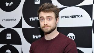 Daniel Radcliffe sírva olvasta fel öngyilkos dédapja búcsúüzenetét egy angol műsorban