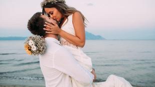 Legalább kétmillióba van egy esküvő, de a határ a csillagos ég