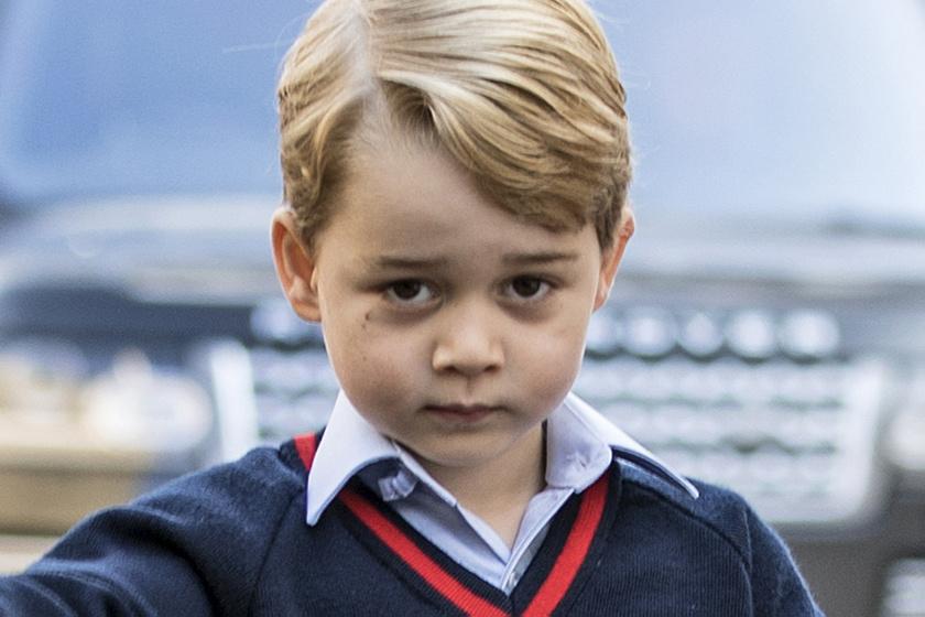 György herceg porcelánokat tört össze a búcsúban - Nagyon büszke volt magára