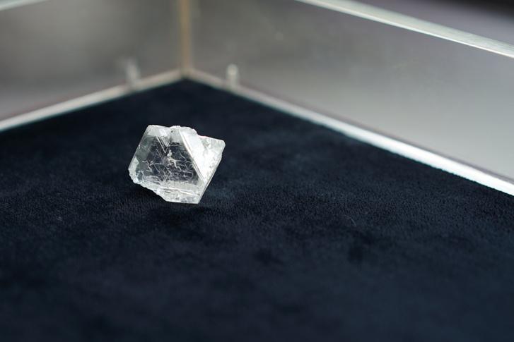 A 181,68 karátos Mihály arkangyal névre keresztelt gyémánt