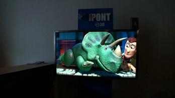 Világszínvonalú a magyar 3D tévé