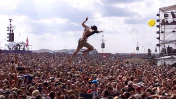 Woodstock '99: A nap, amikor meghalt a zene