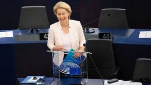 Ursula von der Leyent megválasztották az Európai Bizottság elnökének