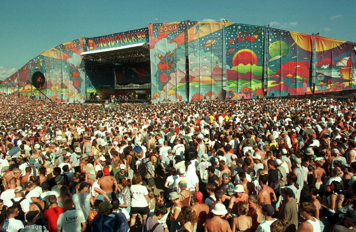 Index – Culture – Woodstock # 99: The day the music died
