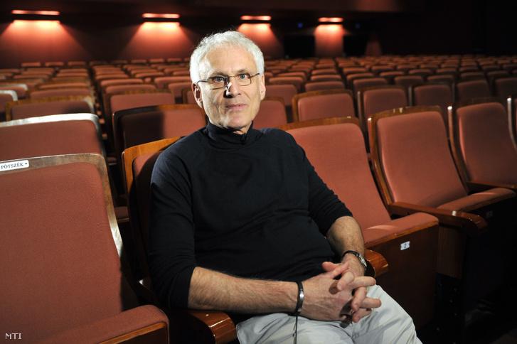 Puskás Tamás a fővárosi Centrál Színház igazgatója