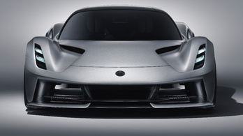 Megjött a Lotus közel 2000 lóerős szupersportautója