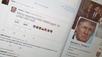 Donald Trump Twitter-bejegyzéseit elítélő határozatot fogadott el az amerikai képviselőház