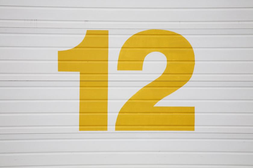A horoszkóptól kezdve az időszámításig: a 12-es szám mindenhol ott van