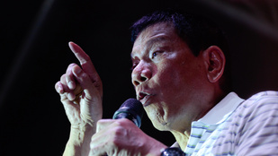 Duterte: Maga gyengeelméjű, ha azt hiszi, nemzetközi bíróság elé állok