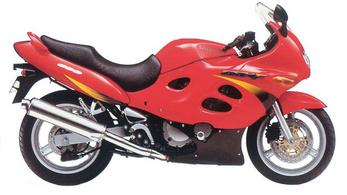 Suzuki GSX600F híre fedi a valóságot?