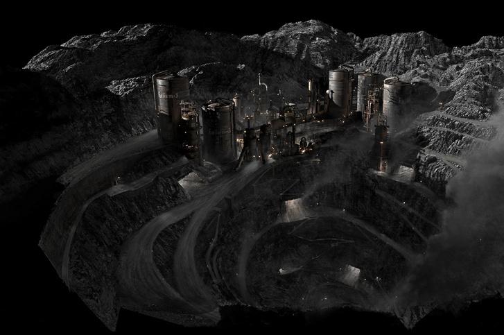 Az Iros Sky hélium-3-kitermelŠtelepe