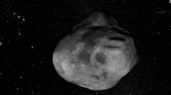 Elmarad a találkozó a száz atombomba erejű aszteroidával